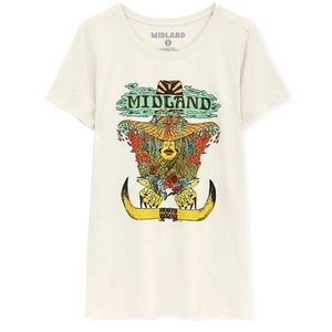 3X New Torrid Midland Concert Country Graphic Tee